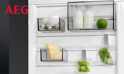 Kühlschrank Aeg Oder Siemens : Aeg: kühlschrank mit customflex elektrogeräte im raum mülheim a.d.
