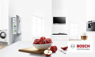 Siemens Kühlschrank Home Connect Einrichten : Bosch home connect portfolio elektrogeräte im raum mülheim a d