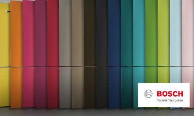 Bosch Kühlschrank Griff : Bosch vario style farbige fronten für ihren kühlschrank