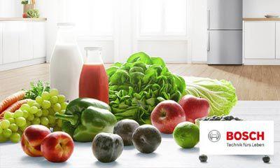 Bosch Vitafresh Kühlschrank : Bosch: vitafresh nofrost kühl gefrier kombinationen elektrogeräte