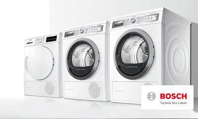 Bosch wäschetrockner elektrogeräte im raum mülheim a.d. ruhr