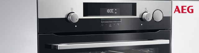 AEG Steam Range